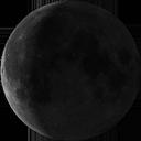 Elfogyó hold